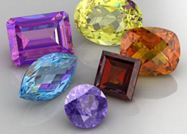 Gemstone Parcels